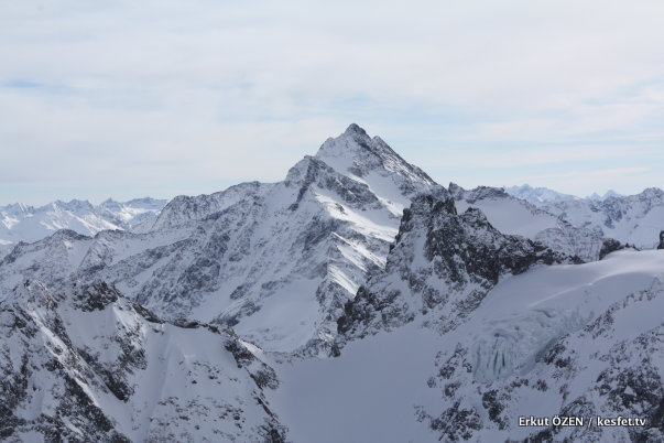 İsviçre Gezilecek Yerler