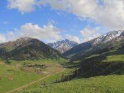 Kırgızistan outdoor