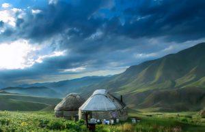 Kırgızistan gezilecek yerler