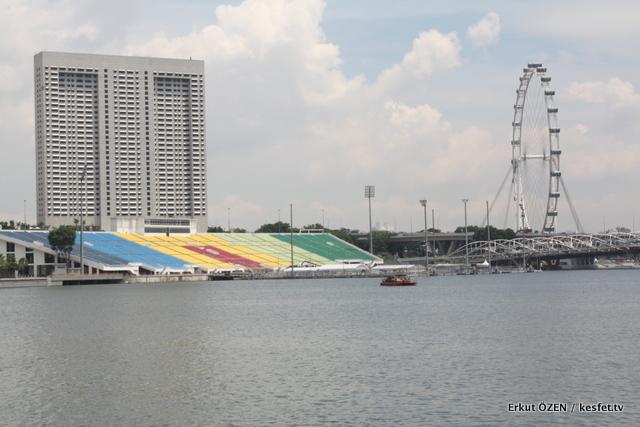 Singapur'da gezilecek yerler marina bay