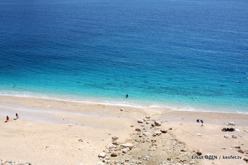 Kaputaş plajı Antalya