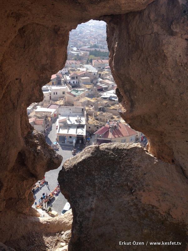 Kapadokya Uçhisar