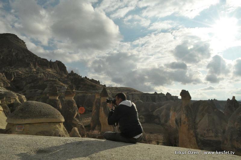 Kapadokya Gezi Yazarı Erkut Özen