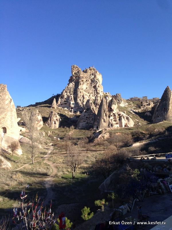 Kapadokya fotoğrafları