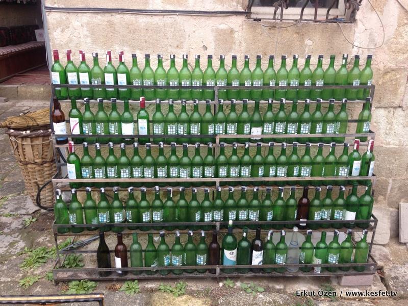 Kapadokya Şarapları
