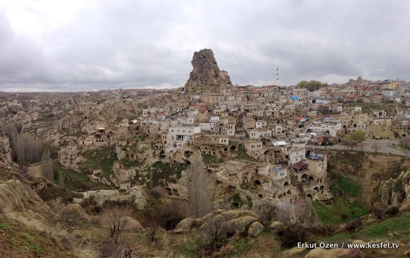 Kapadokya Uçhisar gezisi