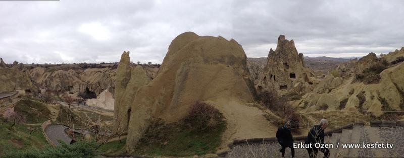 Kapadokya Ürgüp gezi rehberi