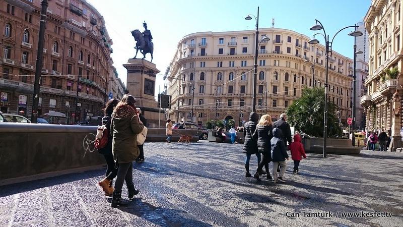 Napoli gezisi italya