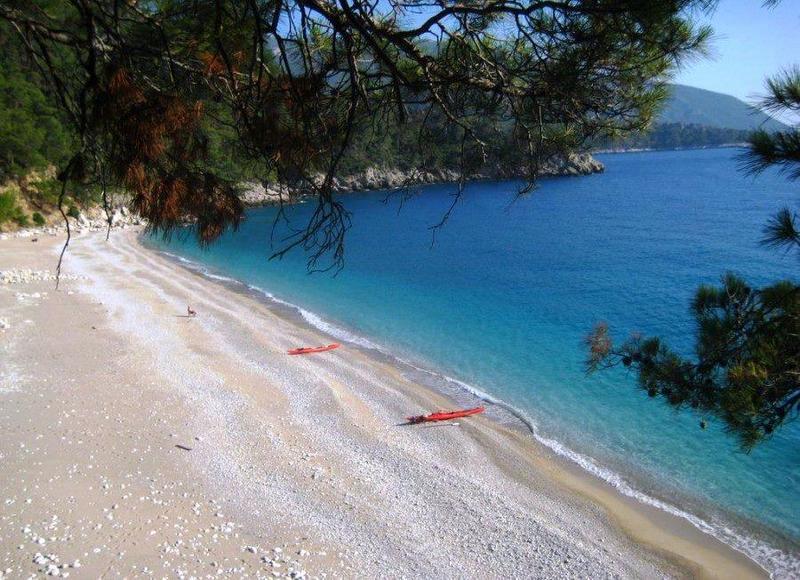 Alternatif Tatil Yerleri cennet koyu kamp