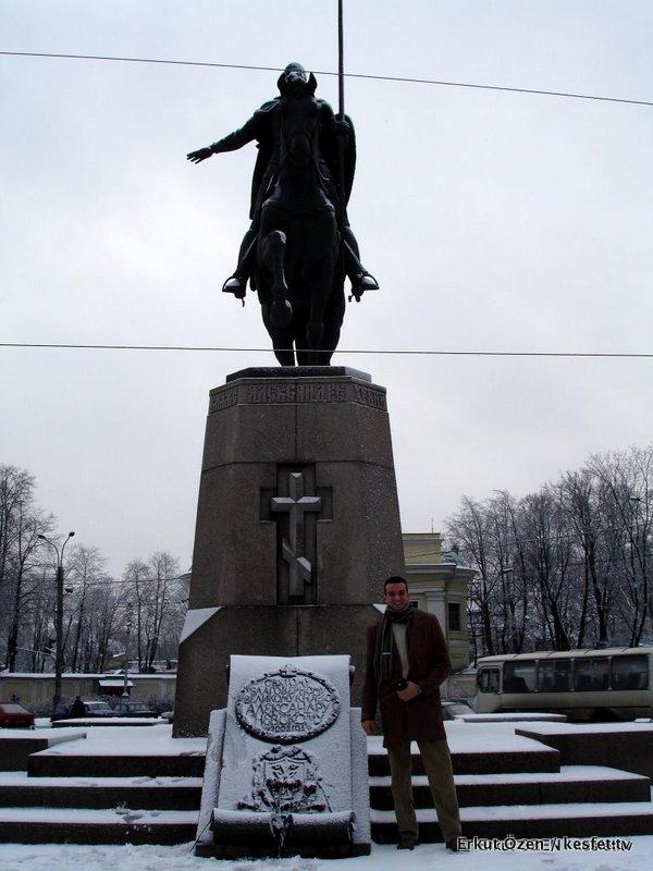 Beyaz geceler Petersburg