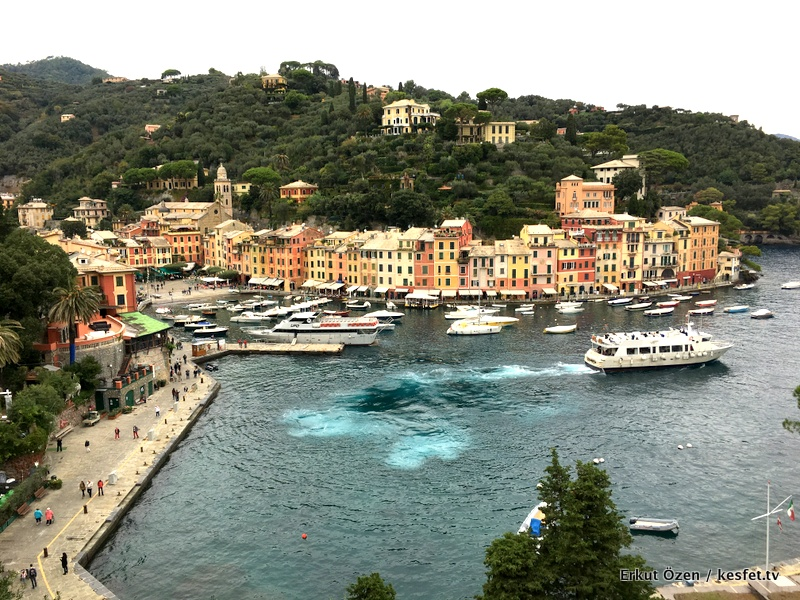 Portofino gezi rehberi