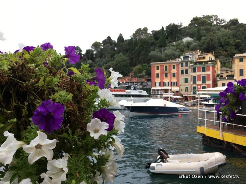 Portofino kıyıları