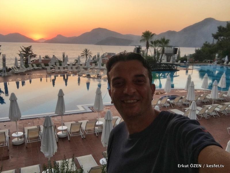 Fethiye rehberi seyahat yazarı Erkut Özen Liberty Hotels Lykia