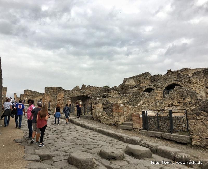 Pompei şehri