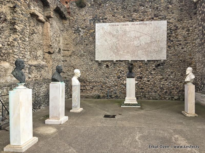 Pompei gezi