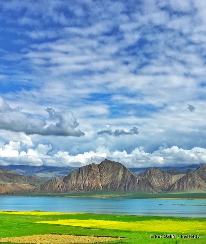 Kırgızistan Gezisi göller