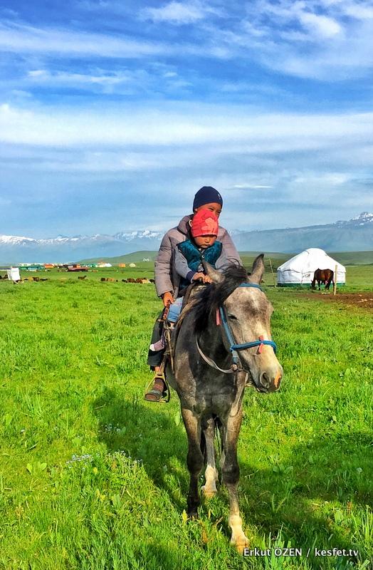 Kırgızistan Gezisi Kırgızlar