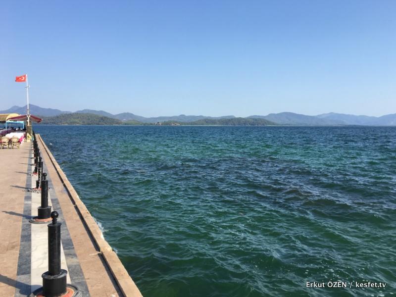 Köyceğiz kıyıları