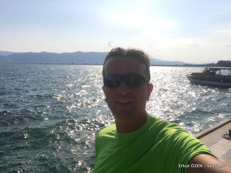 Köyceğiz turu Seyahat Yazarı Erkut Özen
