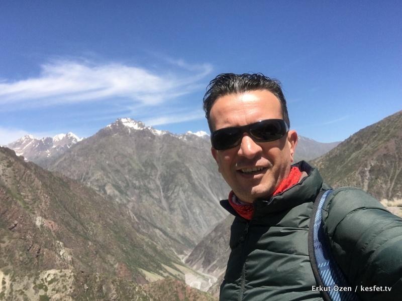 Seyahat Yazarı Gezi rehberi Erkut ÖZen