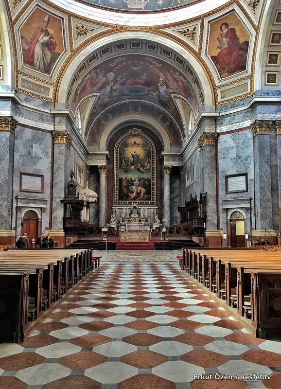 Estergon Gezisi bazilika