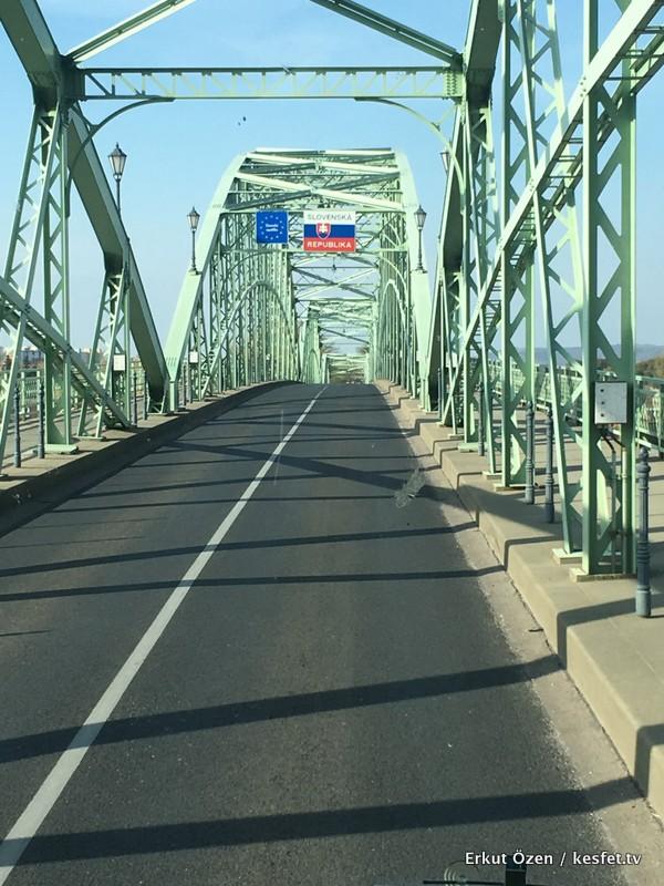 Estergon Gezisi slovakya sınırı