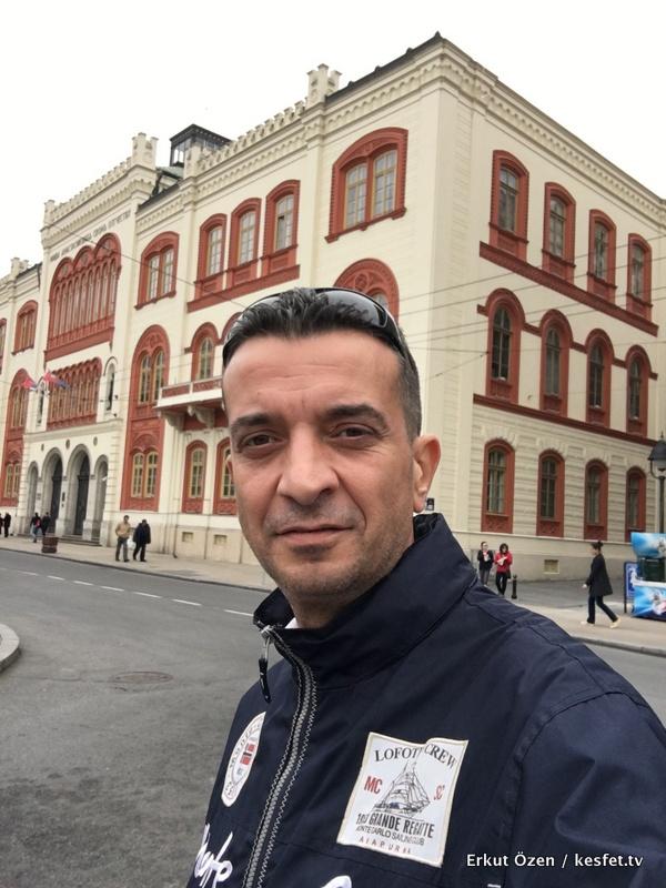 Sırbistan Rehberi Erkut Özen