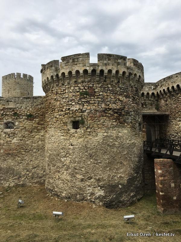 Belgrad Kalesi surları