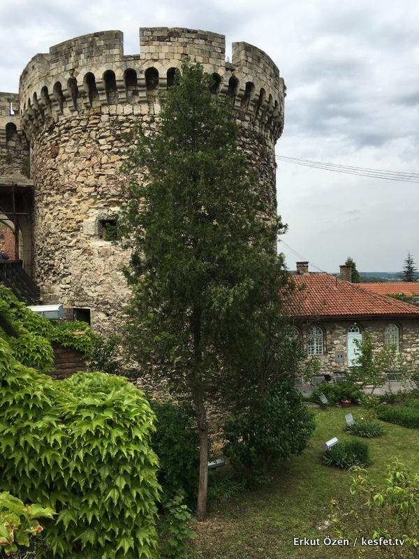Belgrad kale burçları