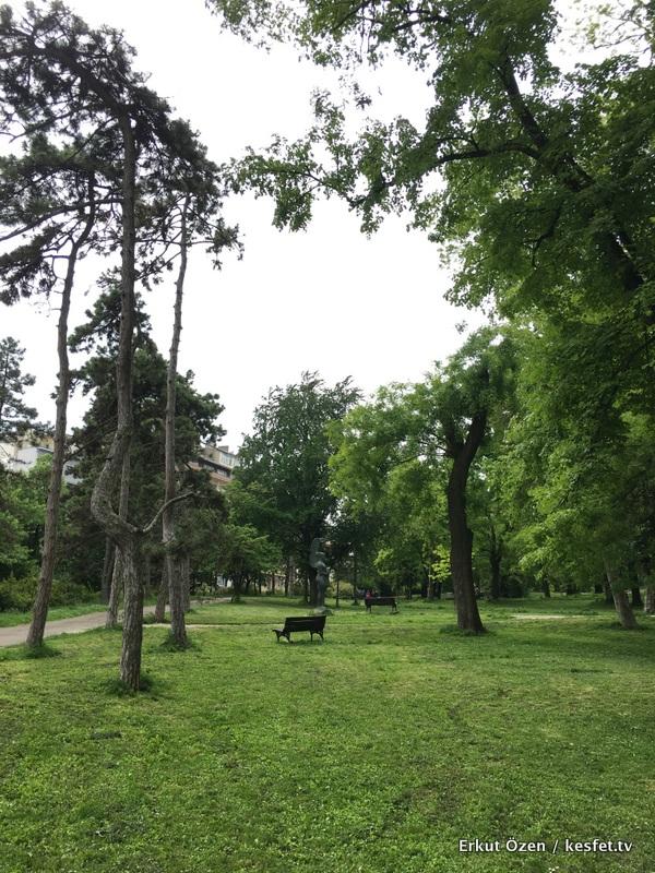 Belgrad parkları