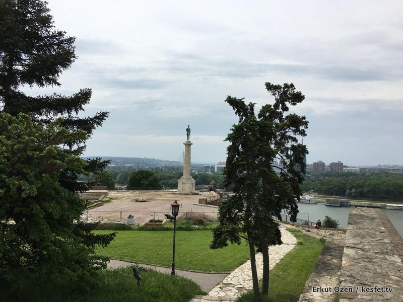 Belgrad manzarası