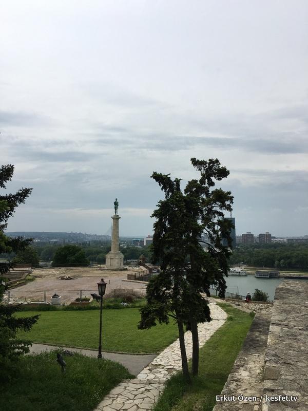 Belgrad manzaraları
