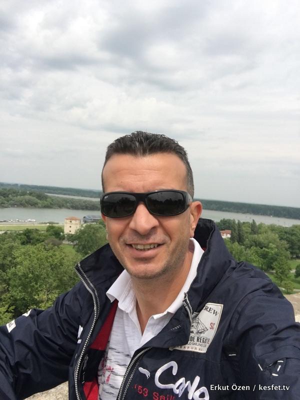 Belgrad rehber Erkut Özen