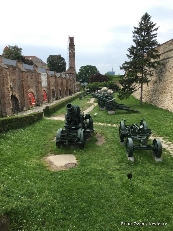 Belgrad Askeri Müze