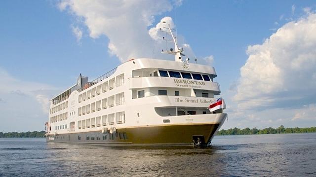 cruise turları amazon
