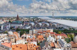 Riga'da Beyaz Geceler