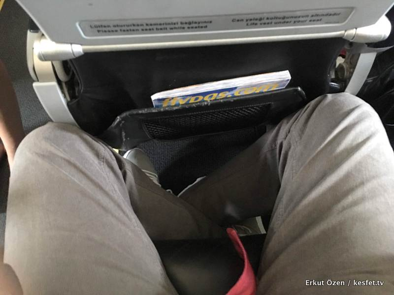 koltuk arası diz mesafesi