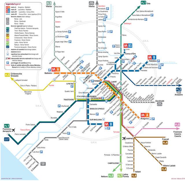 Nemi roma metro