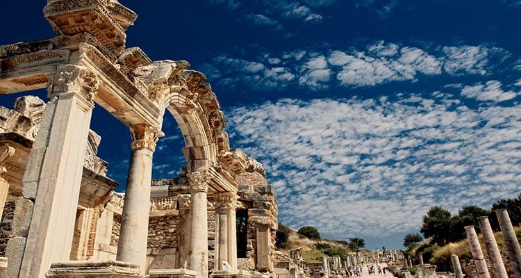 Selcuk Efes Gezisi