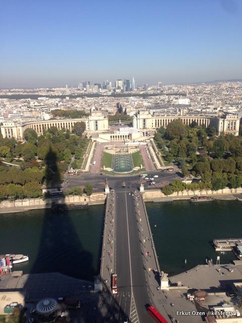Paris gezi rehberi yaşayanlar