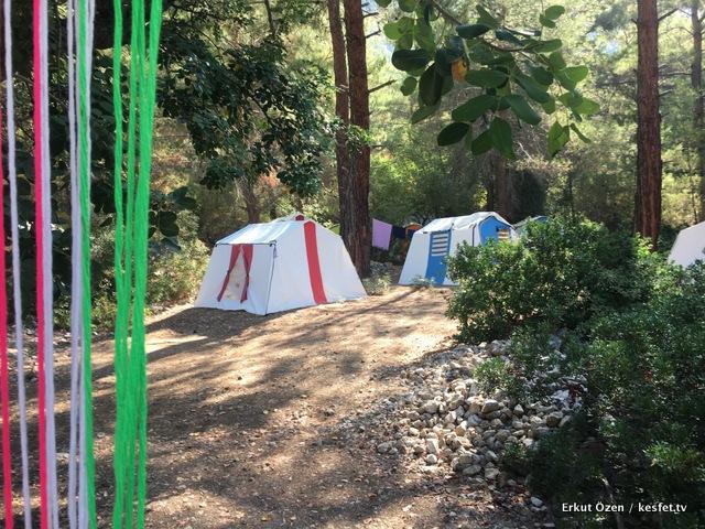 Fethiye Kamp Yerleri