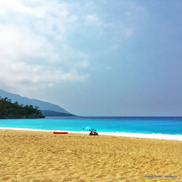 Fethiye Kamp Alanları Cennet Koyu