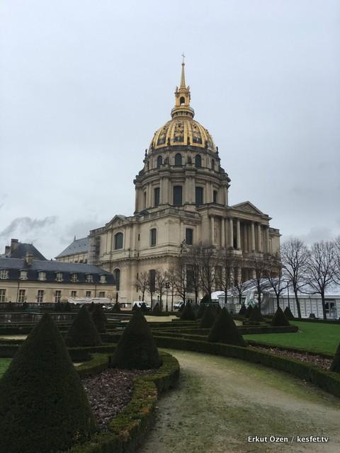 Paris gezi rehberi napolyon