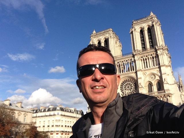 Paris gezi rehberi gidenler