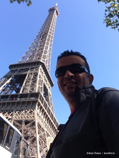 Paris gezi rehberi gezileri