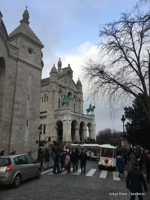 Paris gezi rehberi yapılacaklar