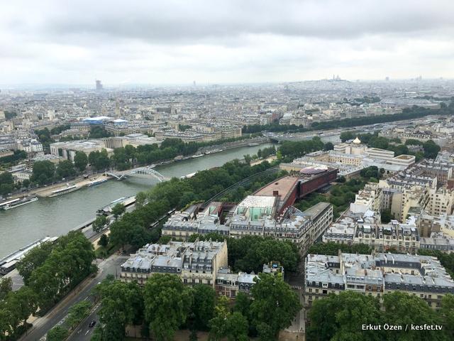 Paris gezi rehberi eyfel