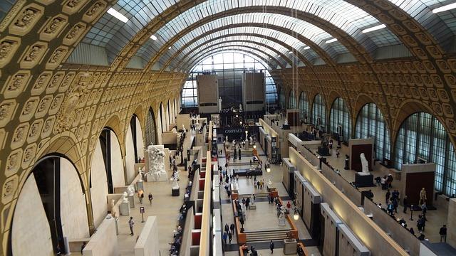 Paris gezi rehberi dorsay