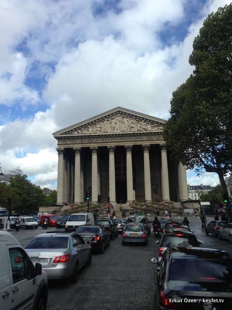 Paris gezi rehberi yazıları