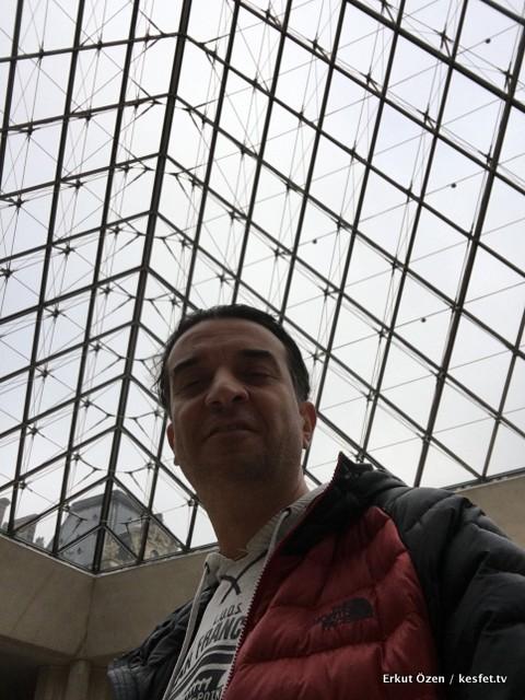 Paris gezi rehberi louvre müzesi